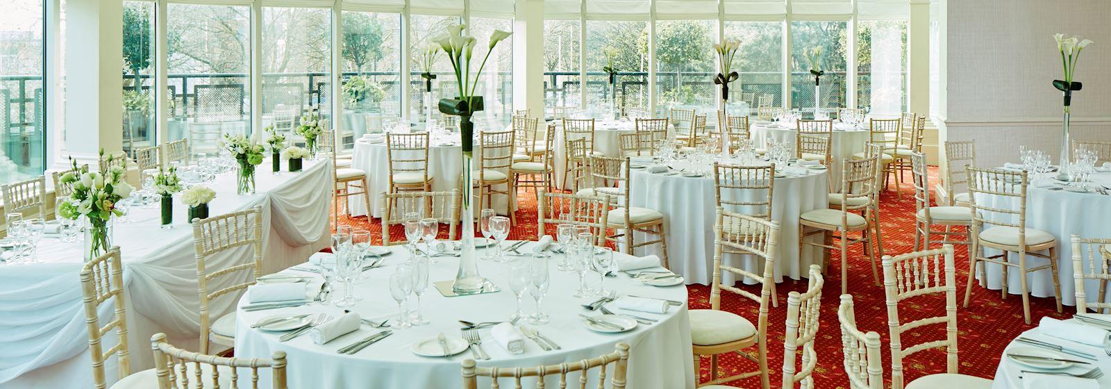 Bristol Marriott Hotel City Centre Weddings