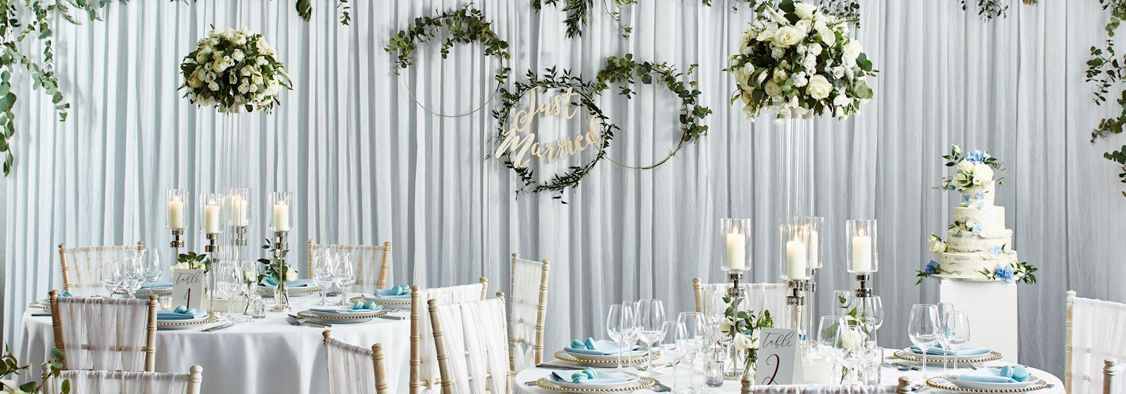 St Pierre Marriott Hotel & Country Club Weddings