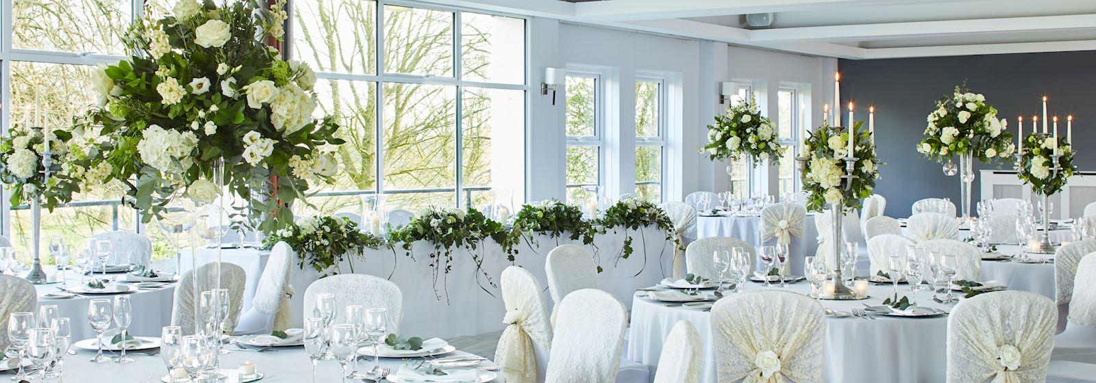 York Marriott Hotel Outdoor Wedding Ceremony