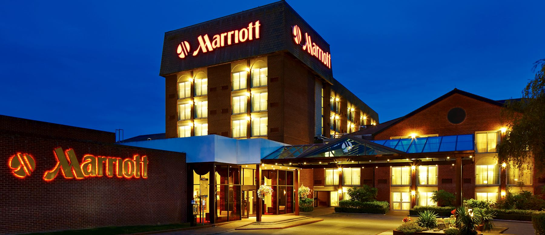 Heathrow Windsor Marriott Hotel