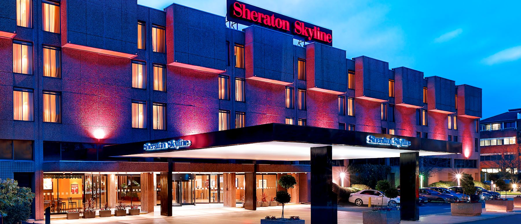 Sheraton Skyline Hotel, London Heathrow