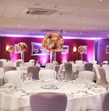 Celebrate event in Scotland Marriott Venues